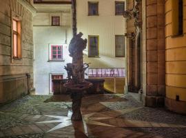 Penzion Arigone, Olomouc