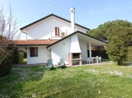 Villa Campagna Albarella, Isola Albarella