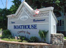 Boathouse Country Inn, Rockport