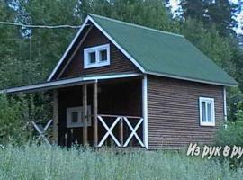 Guest house on Kondopoga, Kachala