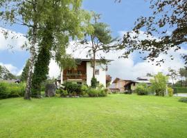 Apartment Ferienhaus Hessenland 1, Barwies