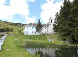 Apartment Schloss Gnesau 2, Gnesau Sonnleiten