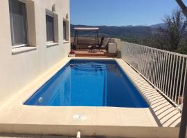 Villa espagne, Sanet y Negrals