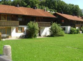 Apartment Ferienanlage Sonnenhang Missen 3, Missen-Wilhams
