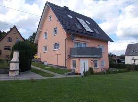 Apartment Ferienwohnung Westerwald 1, Höhn