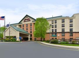 Hampton Inn Suites Valley Forge Oaks 3 Star Hotel