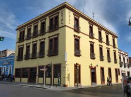 Hotel Reforma 2000, Puebla