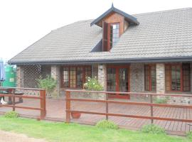 Fairwinds Rose Cottage, The Crags