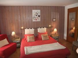 Le Domaine du Grand Cellier Chambres d'hôtes en Savoie, Tournon