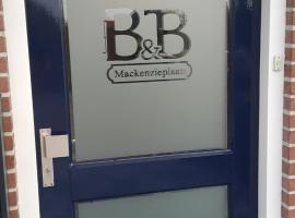 B&B Mackenzieplaats, Wilp