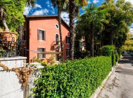 Villa Casanova, Lido de Venècia