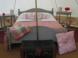 Cefn Crib Glamping, Machynlleth