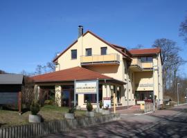 Hotel Bergmühle, Bansin