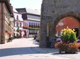 Hotel am Torturm, Volkach