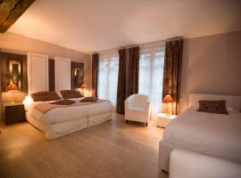 Hotel Relais Saint Jean Troyes, Troyes