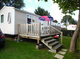 Calvados Normandy Holiday Lodge, Litteau