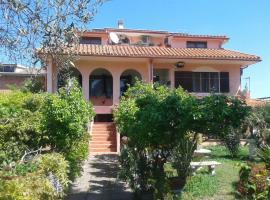 Villa Corrias, Siliqua