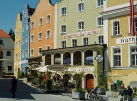 Hotel Stiegenwirt, Schärding