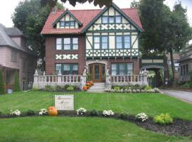 Barrington Manor Bed and Breakfast, Syracuse