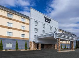 Fairfield Inn Suites Uncasville