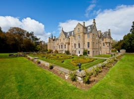 Carberry Tower Mansion House and Estate, Musselburgh