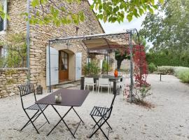 Authentic Provencal farm in Luberon, Gordes