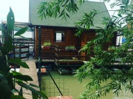 Sava River House, Železnik