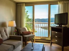 Oceanfront Suites at Cowichan Bay, Cowichan Bay