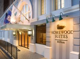 Homewood Suites by Hilton Hartford Downtown, Hartford