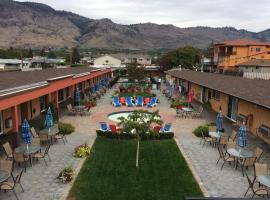 Sahara Courtyard Inn Osoyoos, Osoyoos