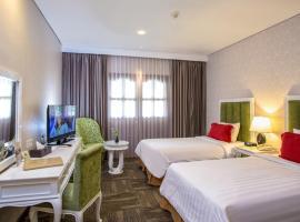 Grand Legi Hotel Mataram