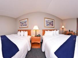 奧馬哈新維多利亞酒店及套房, 奧馬哈