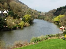 Royal Lodge, Symonds Yat