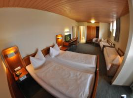 Hotel-Restaurant-Berghof, Petersberg