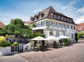 Bodenseehotel Renn - Guter Tropfen, Hagnau