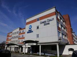 Best Western Manchester Altrincham Cresta Court, 알트링캠