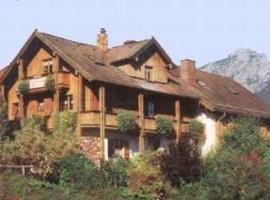 Ferienwohnungen Griesacker -- Haus Gertrud, Bayerisch Gmain