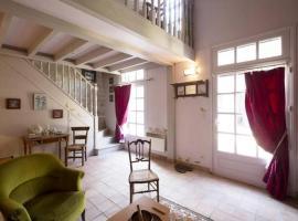 La chambre Dacothé, Vineuil-Saint-Firmin