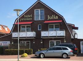 Hotel Pension Julia, Norddeich