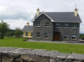 Whitethorn Lodge, Farm B&B, Lackafinna, Cong