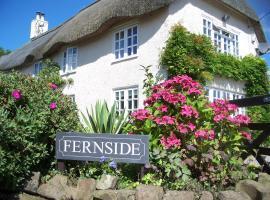 Fernside Bed and Breakfast, Templeton