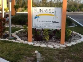 Sunrise Resort and Marina, Freeport