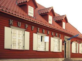 Kupfernams, Ventspils