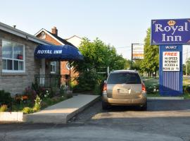 Royal Inn, Burlington
