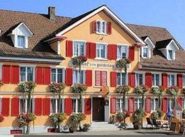 Hotel zum goldenen Lamm, Güttingen