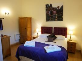 Darling Buds Farm En Suite B&B Room, Ashford