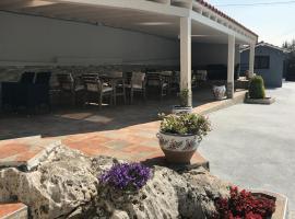 Hotel Sebreñu, Sebreño