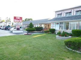 Fox Motor Inn, Napanee