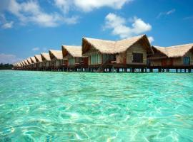 Adaaran Prestige Ocean Villas, Hudhuranfushi