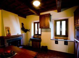Casa Macina, Santa Maria Albiano